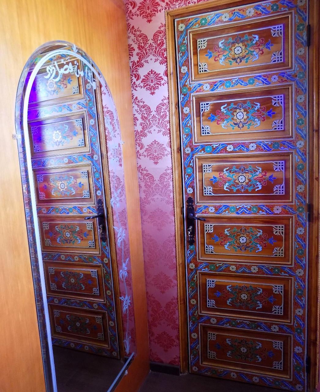 The Handicraft Room in Meknes
