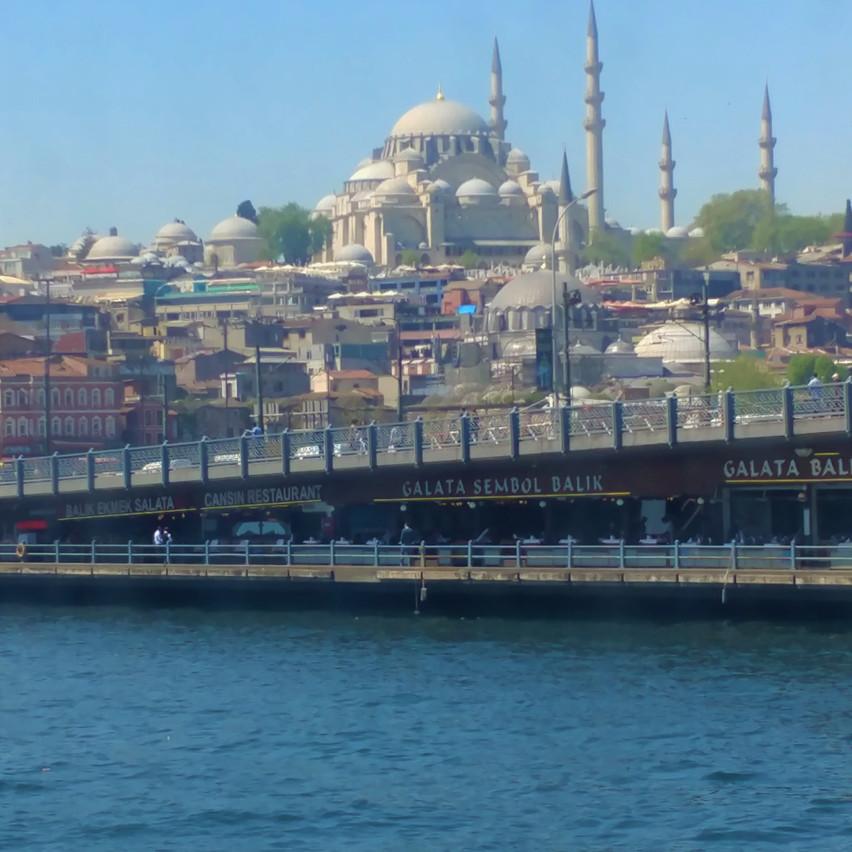 Hagia Sophia or Blue Mosque