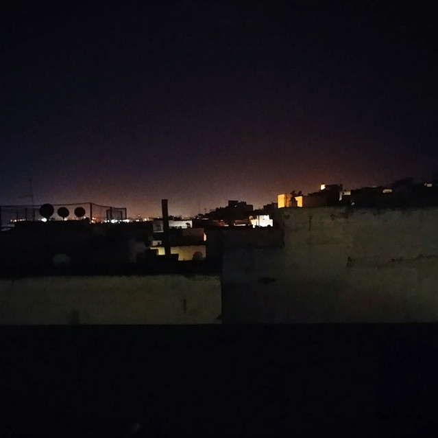 Rabat at Night