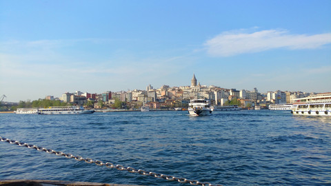 Getting Around Istanbul