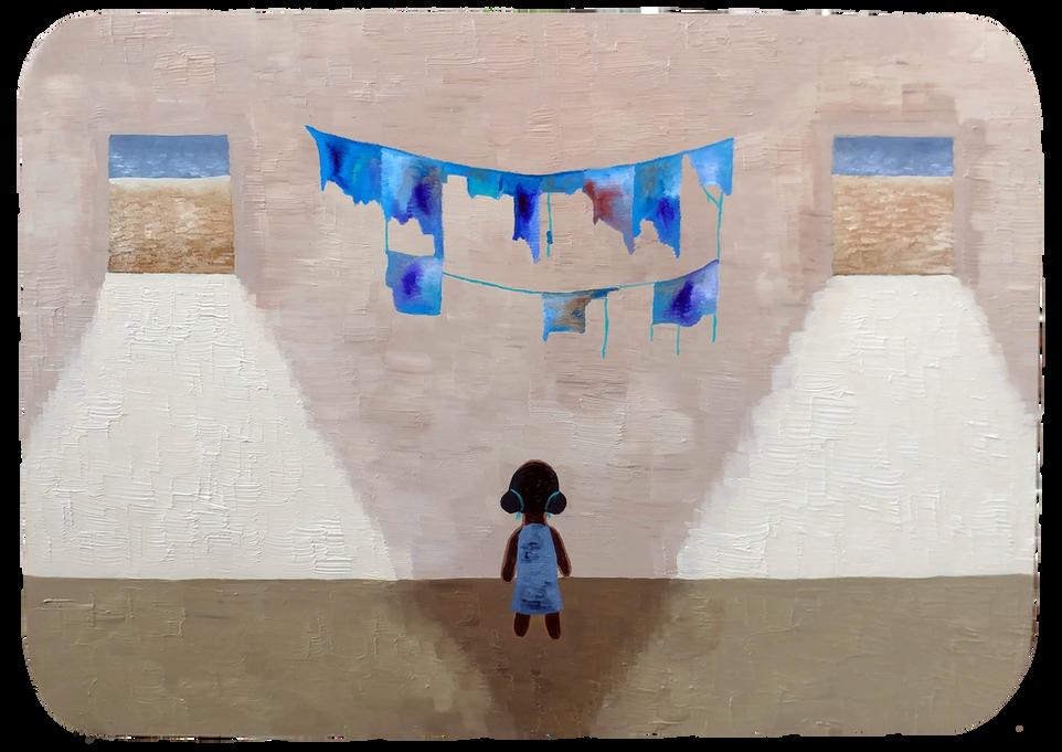 The Quilt (Panel III)