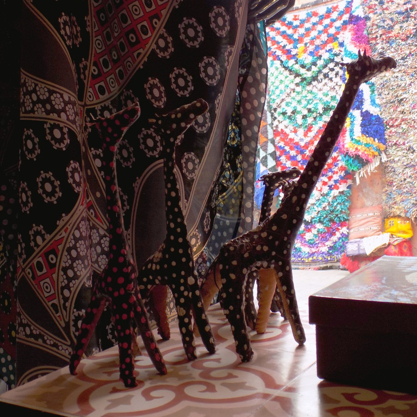 Max&Jan in Marrakesh