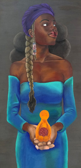 Enza, Goddess of Family
