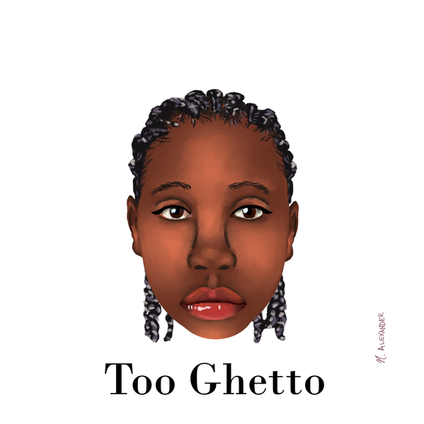 Too Ghetto