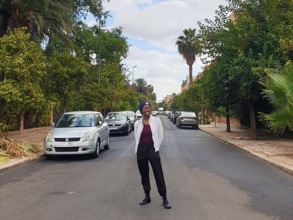 Safety in Marrakech