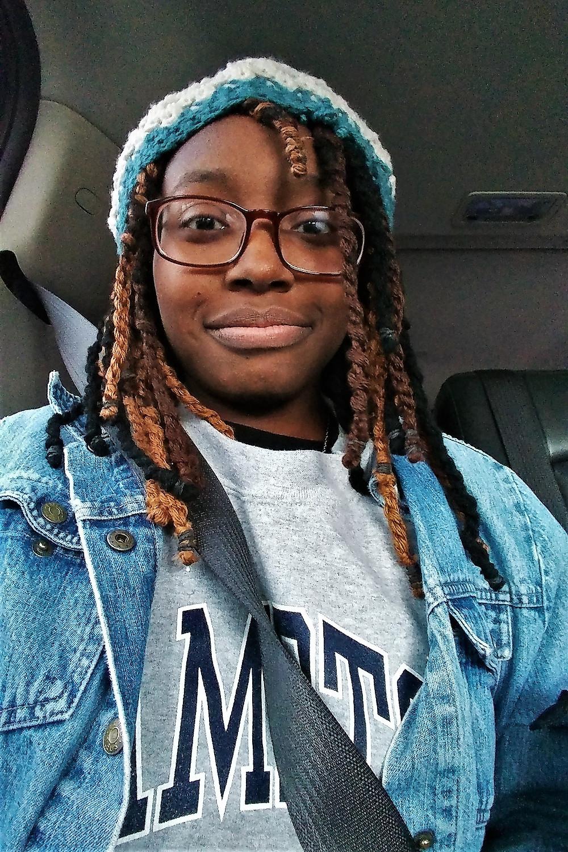Seatbelt selfie