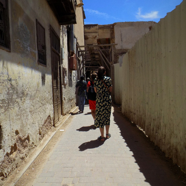 Alley in Fes