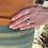 "Thumbnail: Australian Blue Opal ""Sky Glow"" Ring"