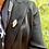 "Thumbnail: White Rainbow Flash Opal ""Angel Wing"" Pin"