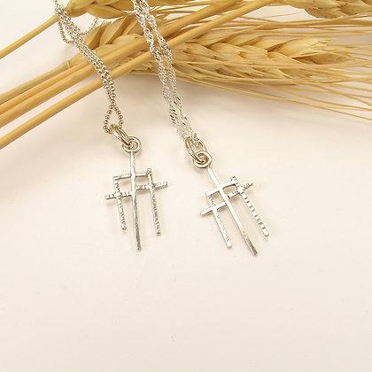 Handmade 'Calvary' Cross
