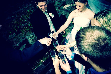 Toast de mariage