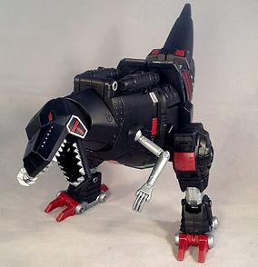 MP08 Grimlock Autobot Version