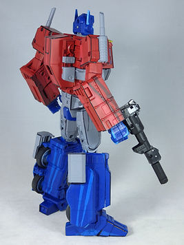 Devastation MP10 Optimus Prime