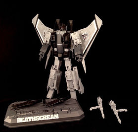MP11 Death Of Starscream