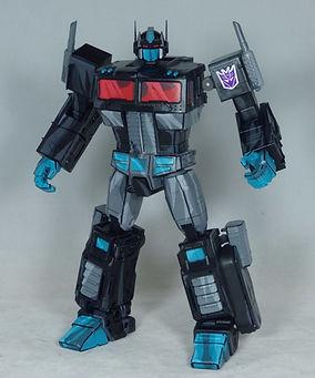 Devastation MP10 Nemesis Prime
