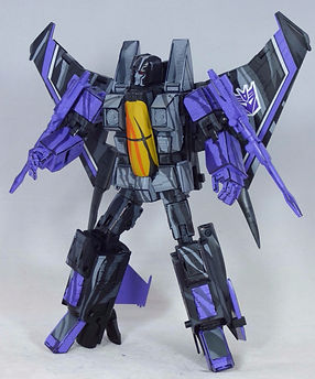 MP11 Skywarp Devastation Custom Pumpkingonzo