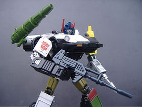 MP Autobot X