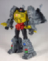 Devastation MP08 Grimlock