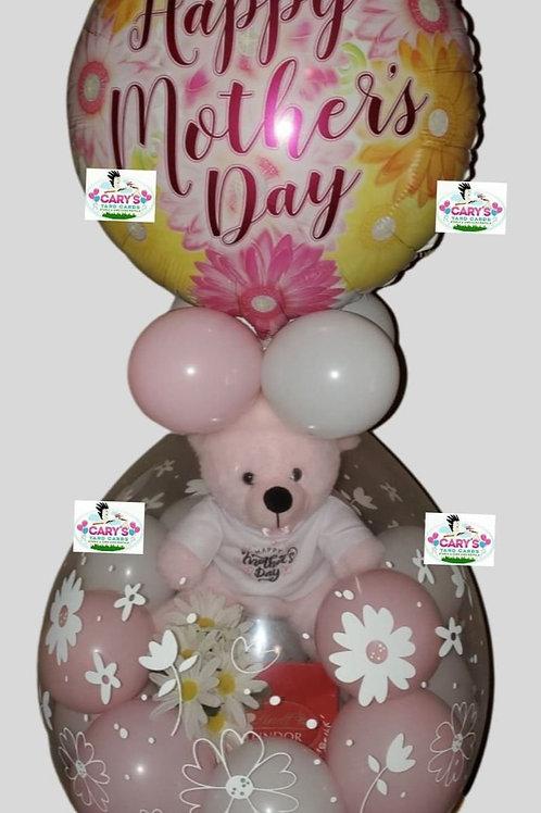 Happy Mother Day Stuffed Balloon