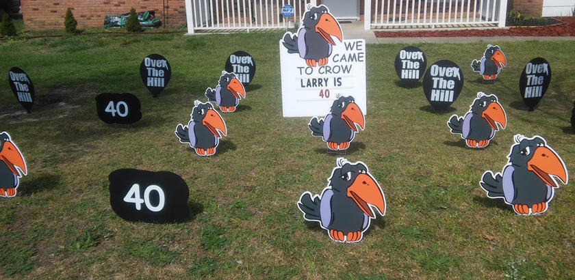 Crow Message Board