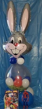 5 FT Tall Stuffed Balloon