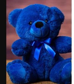 9 in Blue Bear
