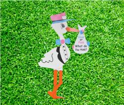 Blue & Pink Stork1