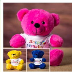 10in happy Birthday bear