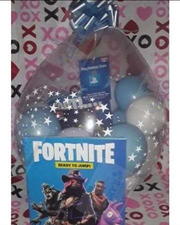 Playstation Stuffed Balloon