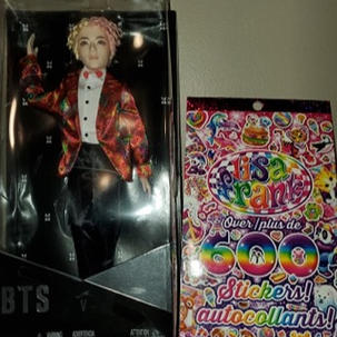 BTS Doll V