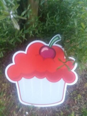 Red CupCupcake