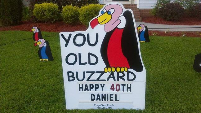 Buzzard Message Board