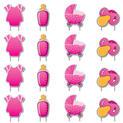 Pink baby Yard Crads.jpg