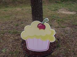 Yellow Cup Cake.JPG