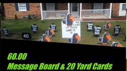 60 message board