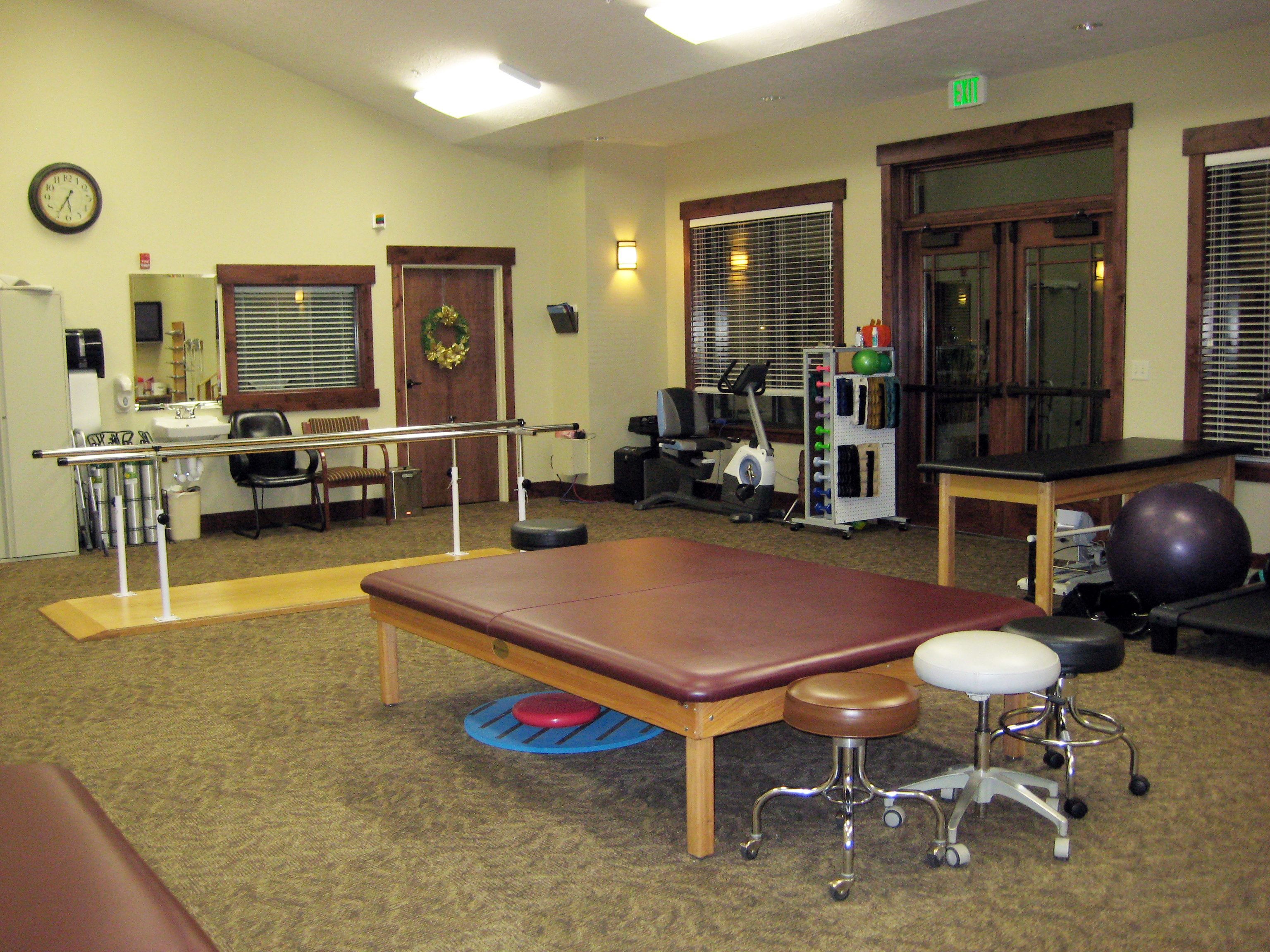 Large Therapy Rooms