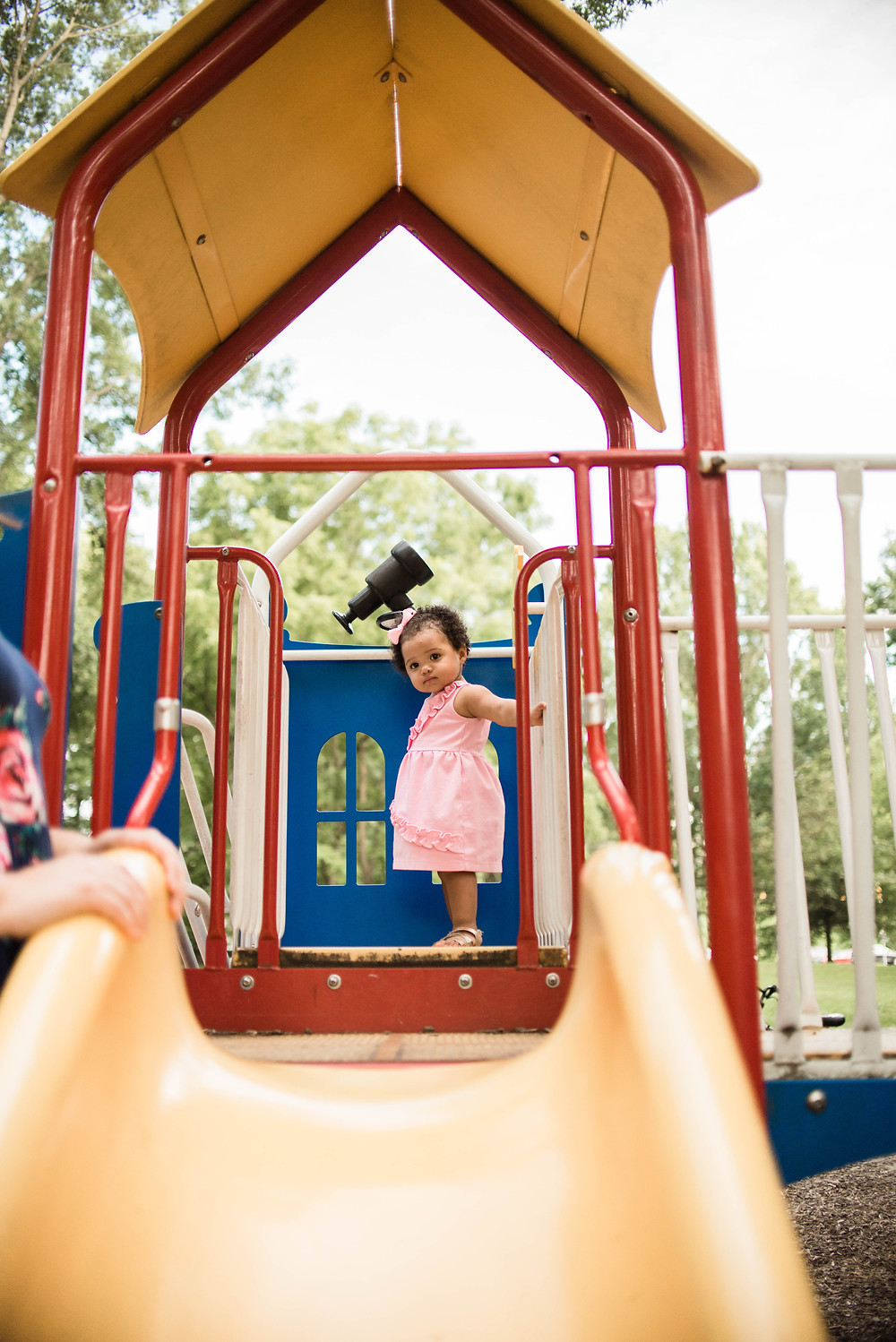 Best playground for toddlers Northern VA McLean Virginia shannon ritter photography