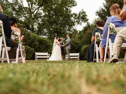 Historic Odessa Garden Wedding   Allie & Adam   August 7th