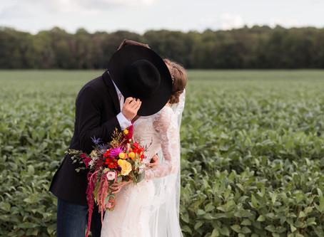 Vanderwende Acres Wedding Venue  Sussex County, Delaware