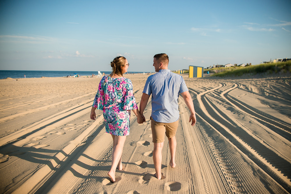 Shannon Ritter Photography Marriage proposal photographer Delaware beaches