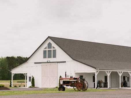 Kylan Barn Wedding Venue Delmar, Maryland