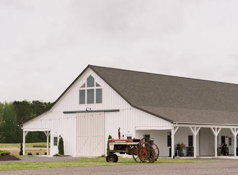 Kylan Barn Wedding Venue Delmar, Maryland