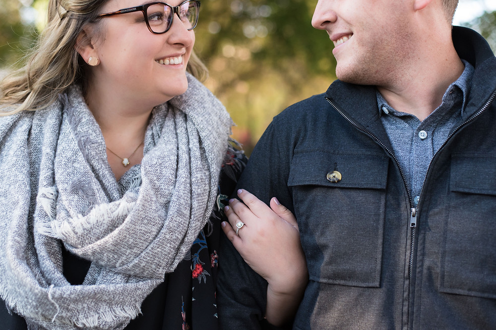 Pennsylvania Lebanon Valley College Alumni engagement photos philadelphia wedding photographer
