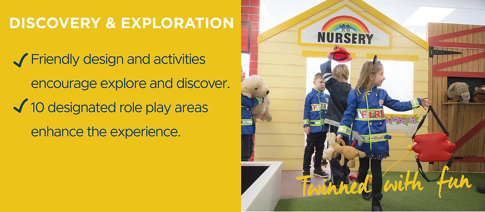 Benefits of role play - discovery & exploration