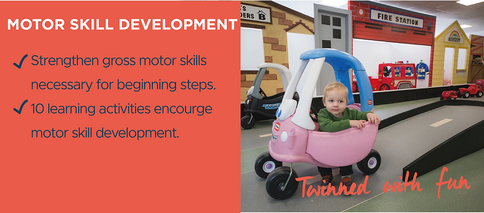 Benefits of role play - motor skill development