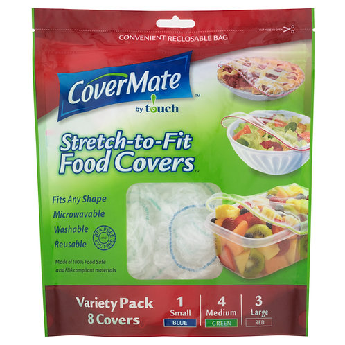 CoverMate 8 Cover Variety Pack