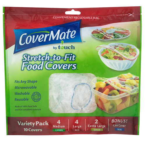 CoverMate 10 Cover Variety Pack