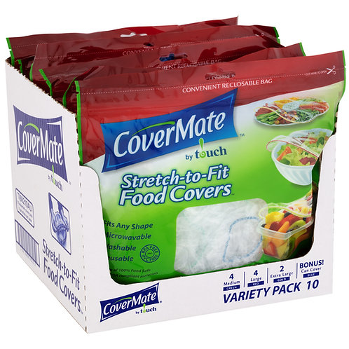 CoverMate Food Covers 10 Cover Variety Carton