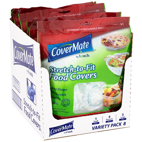 CoverMate 8 Cover Variety Carton