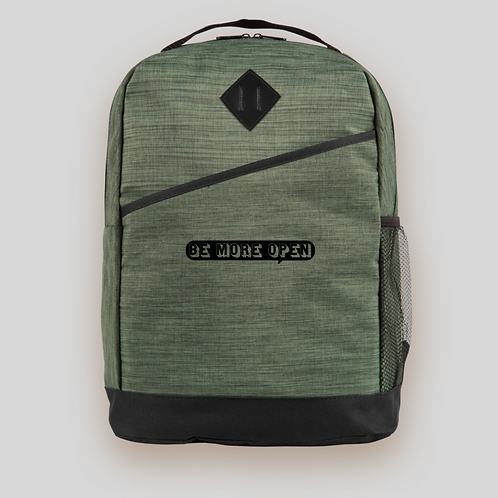 Be More Open Backpack